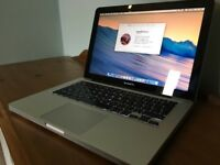 Macbook Pro 13 upgraded 250GB SSD & 8GB RAM