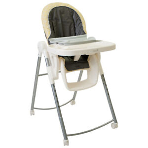 Brand NEW Safety 1st Adjustable High Chair- Chaise Haute NEUVE