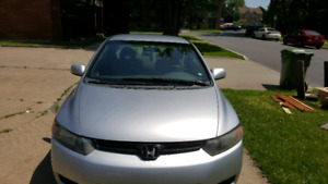 Civic coupe 2006