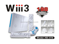 """""""Wiii3"""" WiWi Generic Home Entertainment System Family Video Games Console - Boxed"""