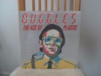 Buggles Vinyl LP The Age of Plastic