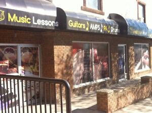 Musical Instruments sales and services