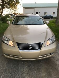 LEXUS ES 350 FULLY LOADED
