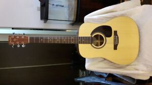 Simon and Patrick Woodland Pro Spruce Acoustic