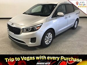 2017 Kia Sedona LX+ CLEAN CARPROOF, POWER SLIDING DOORS, PARK...