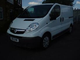 Vauxhall Vivaro 2.0CDTi ( 115ps ) ( EU IV ) 2011MY 2700 SWB VAN £5495 PLUS VAT
