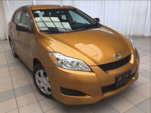 2009 Toyota Matrix Standard Package: Great Value!