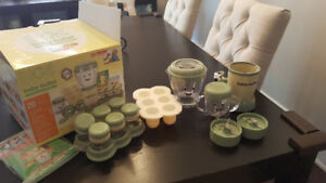 Magic Bullet Baby Bullet Care System