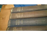 CHARLES DICKENS-15 Set.HAZELL,WATSON & VINEY, GOOD Condition