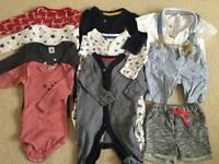 Baby boy clothes 6-9 months very good condition
