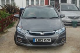 Honda Insight 1.3 petrol, hybrid