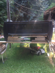 Ford F150 1995 Box, liner, canopy, front and rear bumper