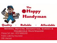 JON -THE HAPPY HANDYMAN