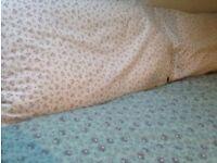 BARGAIN!! Kingsize Duvet+ Pillowcases