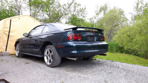 1996 Ford Mustang Gt 4.6L