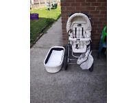 LUX babystyle collection pram