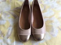 Ladies clarks shoes size 6.5 new