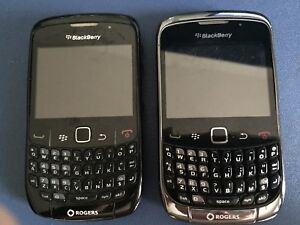 2 blackberry curve for sale