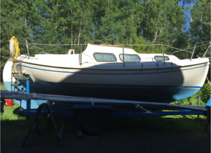 1978 Halman Double Ender Day Sailer New Price!