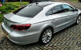 Volkswagen CC Bluemotion 2.0 Diesel