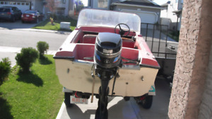 Family boat for sale selling without motor or trailer