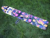 VINTAGE SNOW BOARD IN AS NEW CONDITION BEST OFFERS PLEASE