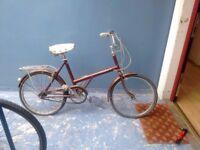 Vintage bicycle £30