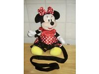 Minnie Mouse BackPack & Reins