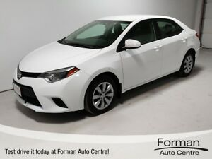2014 Toyota Corolla LE - Htd Seats| Winter tires & Rims | Bac...