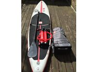 "Red Paddle Co 12'6"" Race SUP"