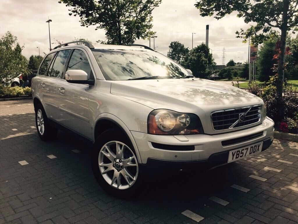 volvo xc90 automatic 2 4 diesel 4x4 7 seats well maintained family car full service. Black Bedroom Furniture Sets. Home Design Ideas