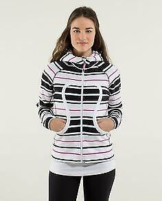 New with tags lululemon scuba hoodie size 4
