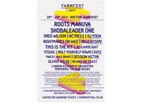 Farmfest Ticket x 1