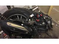 Garage clearance Honda sh engine 125 2015