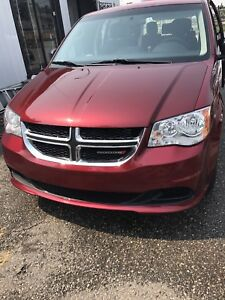 2014 Dodge caravan only 36000km