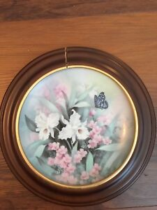 Knowles China Company Collectible Plate