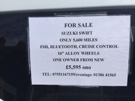 Mint condition, FSH, Very low mileage. Lovely car