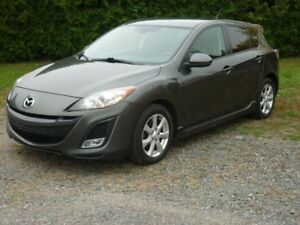 2011 Mazda3 Sport air cruise bleuetooth