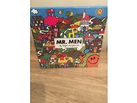 Brand new Mr Men book set
