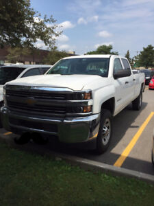 2015 Chevrolet Other WT Pickup Truck