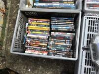 DVD & Books Clearance - Job Lot. Collection of DVDs and books, Annuals. In good overall condition