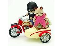 Sylvanian motorbike