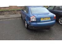 Audi A4 1.9 tdi for parts