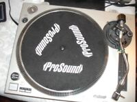 Pair of Prosound L64AAA pro turntables