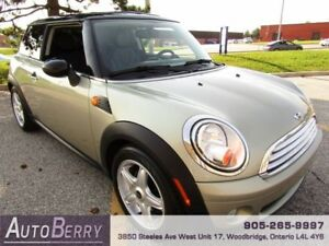 2008 MINI Cooper Coupe ***ACCIDENT FREE***CERTIFIED*** $6,999