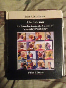 The Person: An Intro to the Science of Personality Psychology