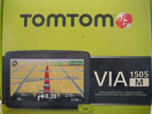 GPS Tomtom 5 pouces