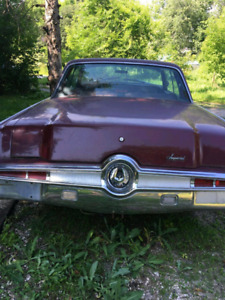 '66 Chrysler Imperial for Parts