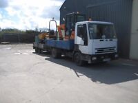 Ford Iveco 75E15 Tipper
