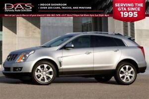 2010 Cadillac SRX PREMIUM LEATHER/LOADED